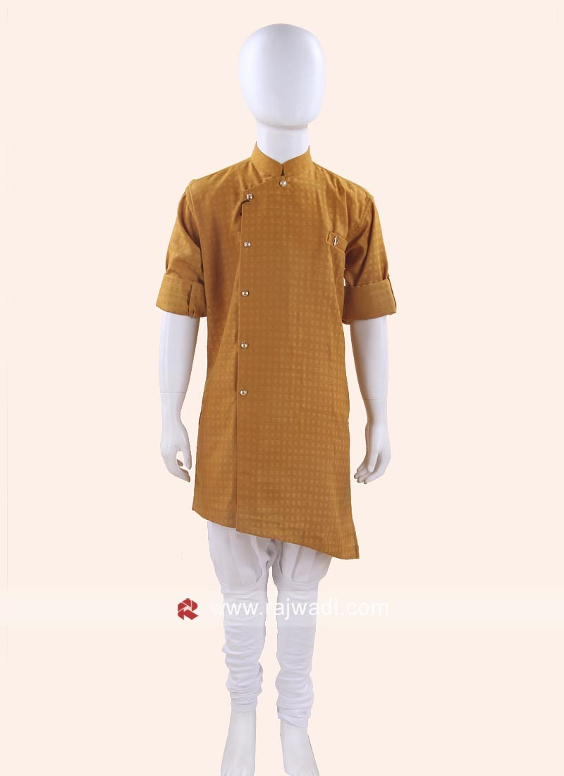 Marvelous Golden Kurta