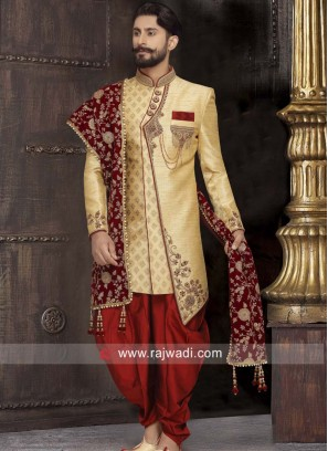 Stylish Wedding Wear Sherwani