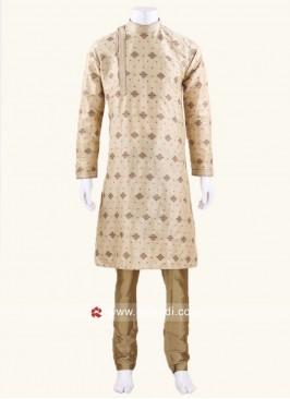 Classy Silk Fabric Kurta Set