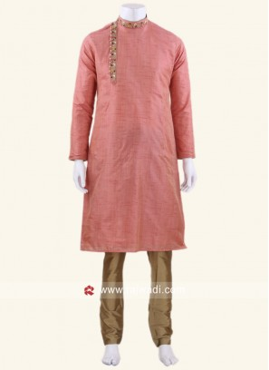 Traditional Pink kurta pajama