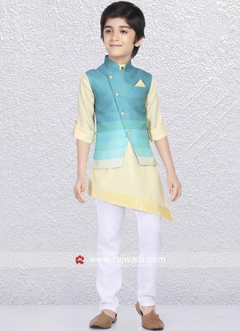 Nehru Jacket For Kids
