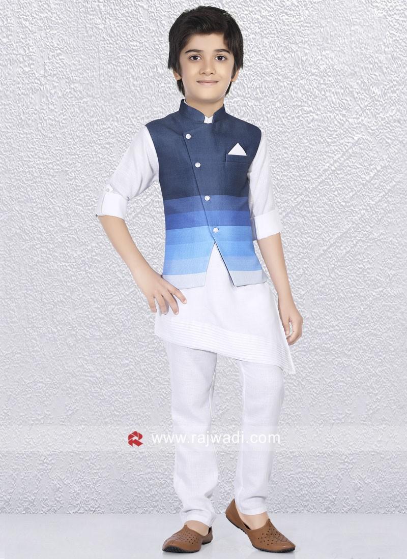 Attractive Party Wear Nehru Koti