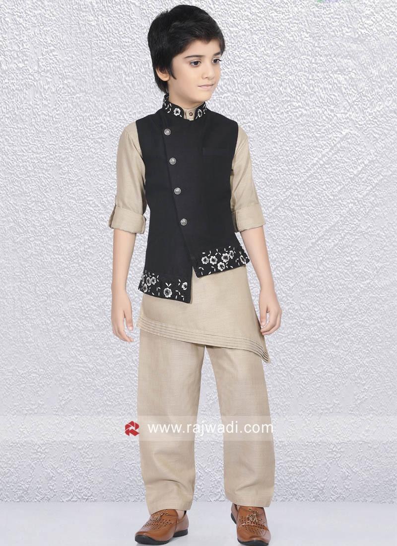 Winsome party wear Nehru jacket