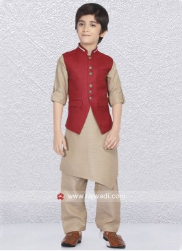 Winsome Party wear Nehru Jacket