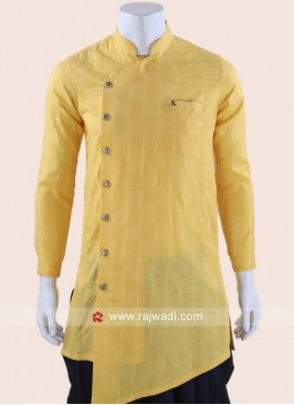 Marvelous Yellow Color Kurta