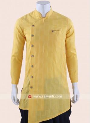 Marvelous Yellow Color Kurta