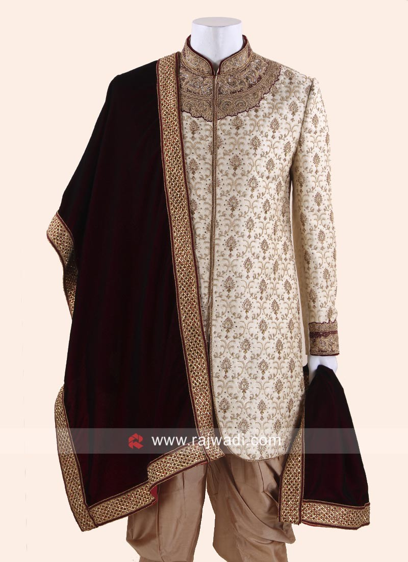 Wedding Wear Mens Dupatta