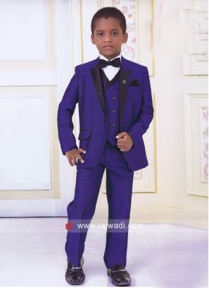 Stylish Boys Party Wear Suit