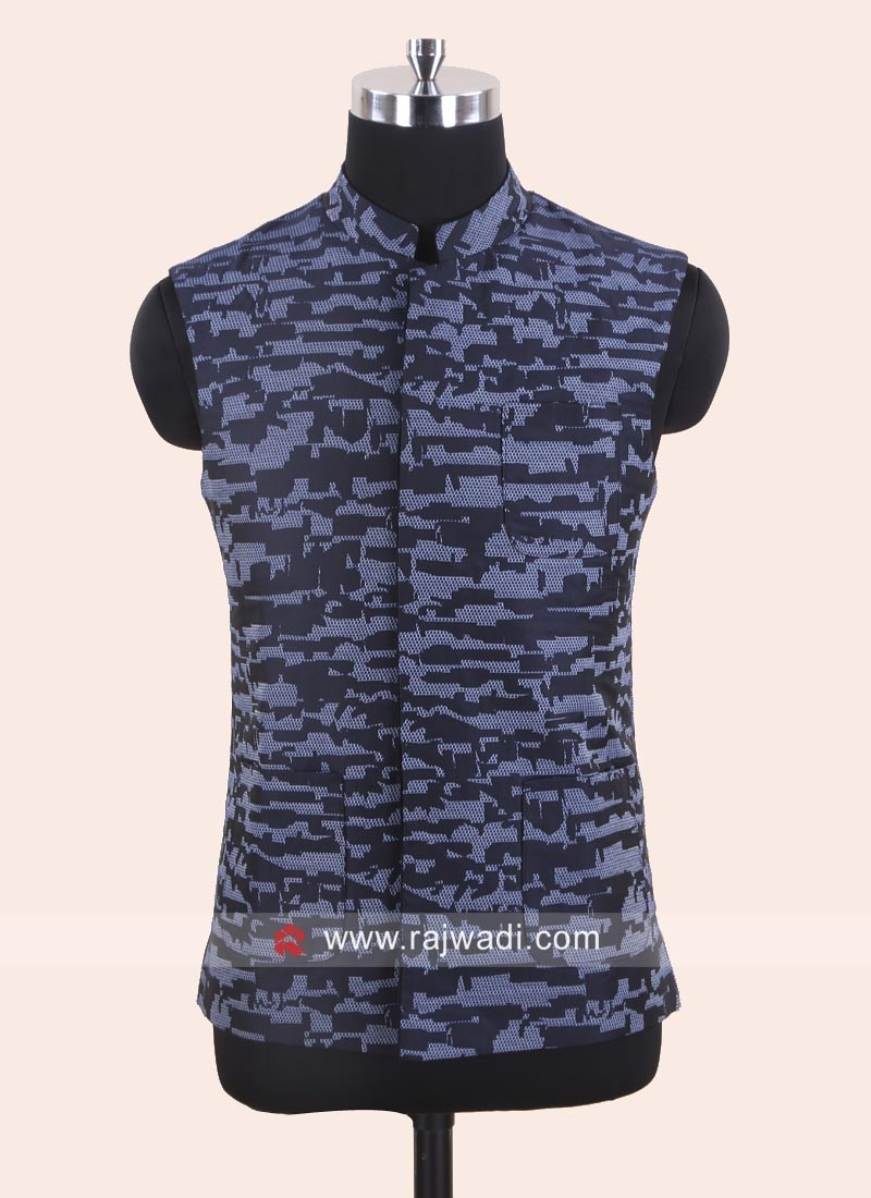 Reversible Cotton Silk Koti