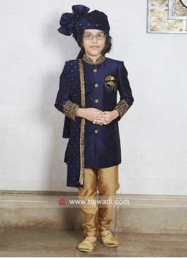 Wedding Indo Western For Kids