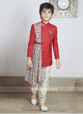 Attractive indo Western For Boys