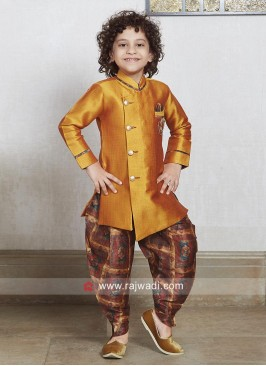 Designer Wedding Indo Western For Boys