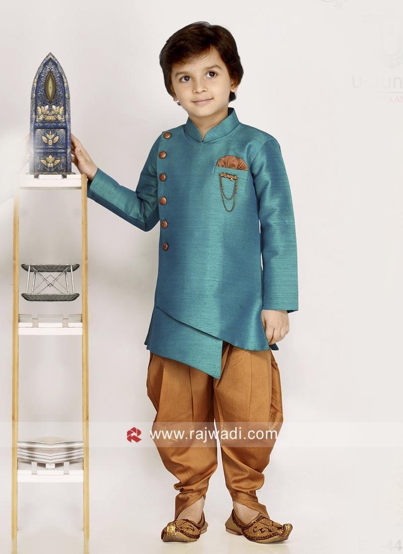 Charming Party Wear Boys Indo Western