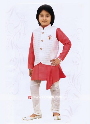 Designer Nehru Jacket For Boys