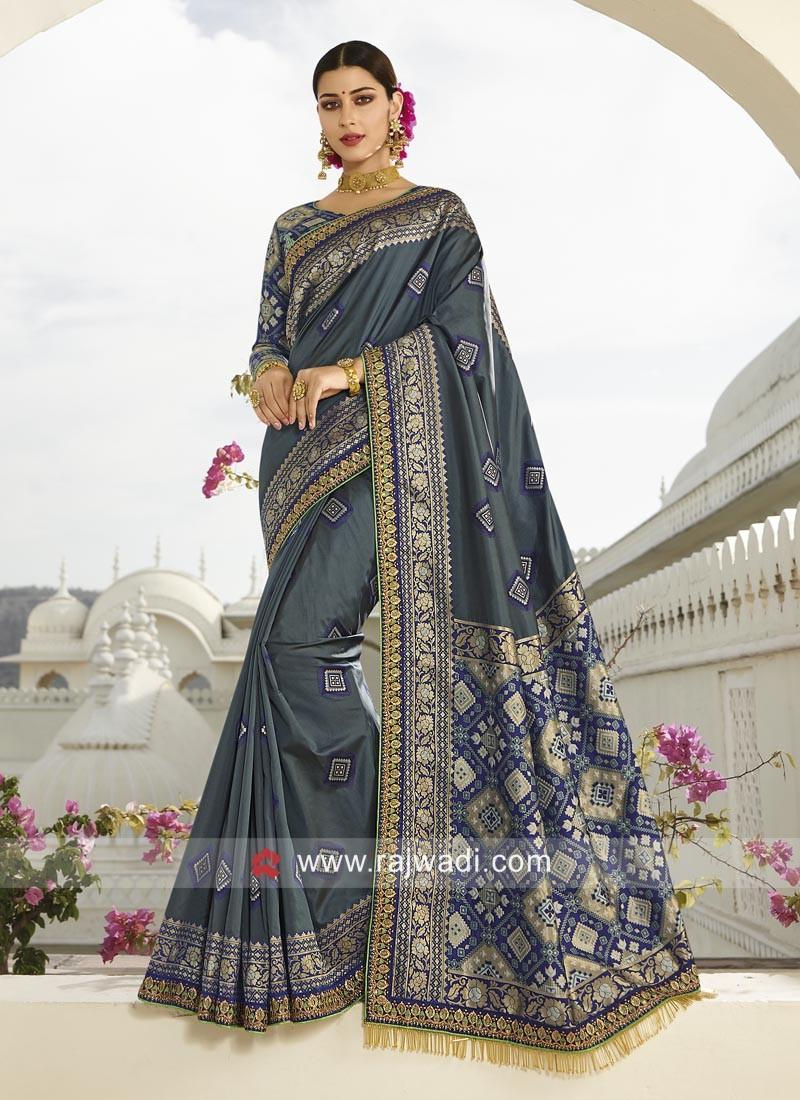 Banarasi Silk Exclusive Saree