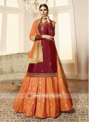 Wedding Wear Lehenga Salwar Suit