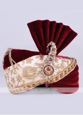 Attractive Wedding Turban