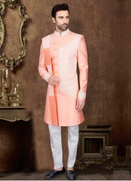Designer Lucknowi Work Indo-Western