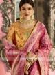 Banarasi Silk Stone Work Saree