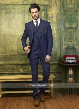 Imported Fabric Wedding Suit