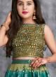 chiffon Silk Orange Saree