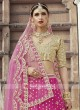 Art Silk Unstitched Lehenga Choli