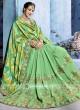 Heavy Embroidered Festive Saree