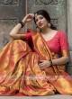 Wedding Designer Kanjeevaram Silk Saree
