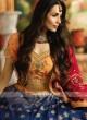 Malaika Arora Khan Raw Silk Lehenga