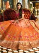 Malaika Arora Khan Embroidered Lehenga Choli