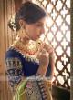 Wedding Banarasi Silk Heavy Saree