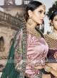 Wedding Satin Lehenga Choli with Dupatta