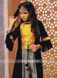 Jacket Style Palazzo Suit for Kids
