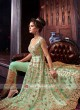 Pista Green Heavy Salwar Kameez