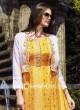 Dressline Printed Koti Style Layered Kurti