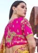 Designer Half Saree For Wedding