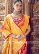 Banarasi Silk Heavy Woven Saree