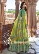 Silk Unstitched Heavy Lehenga Choli