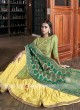 Silk Wedding Heavy Palazzo Suit
