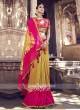 Heavy Work Banarasi Silk Saree