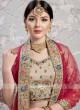 Heavy Embroidered Lehenga Choli
