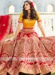 Beautiful Silk Lehenga Choli
