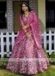 Wedding Wear Net Lehenga Choli