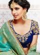 Bridal Silk and Banarasi Silk Lehenga Saree