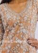 Wedding Wear Palazzo Suit
