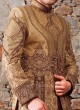 Brocade Silk Heavy Embroidered Sherwani