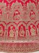 Silk Bridal Lehenga Choli