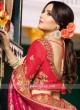 Banarasi and Raw Silk Lehenga Choli
