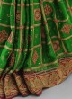 Heavy Gharchola Gajji Silk Saree For Wedding