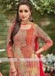 Cotton Silk Staright Fit Salwar Kameez